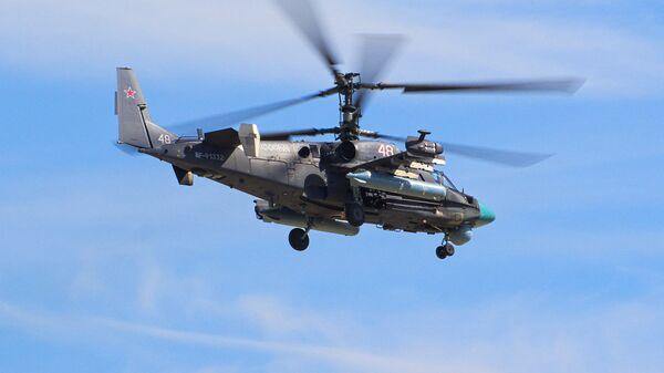 Helikopter Ka-52 Aligator - Sputnik Srbija