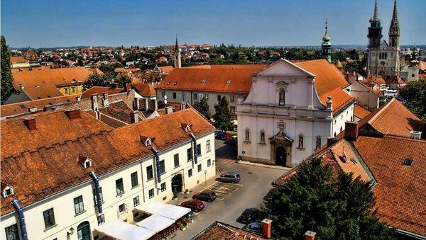 Панорама Загреба - Sputnik Србија