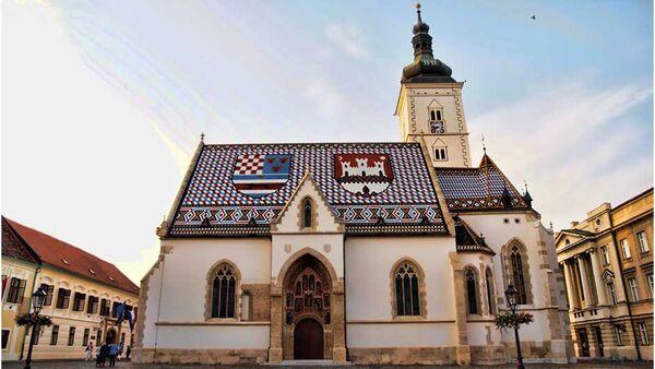 Zagreb - Sputnik Srbija