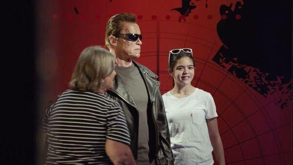 Madam Tiso-Terminator - Sputnik Srbija