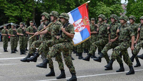 Полагање војничке заклетве - Sputnik Србија