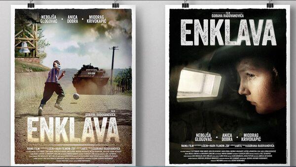 """Film Gorana Radovanovića """"Enklava"""" - Sputnik Srbija"""