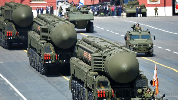 RS-24 Jars / SS-27  interkontinentalne balističke rakete - Sputnik Srbija