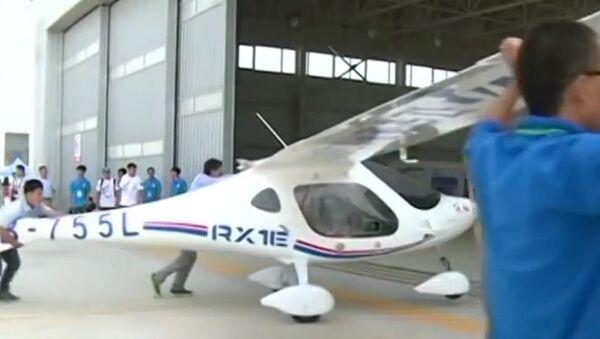 RX1E airplane - Sputnik Srbija