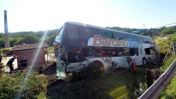 Nesreća kod Bubanj Potoka - Sputnik Srbija