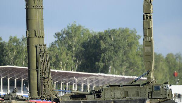 Protiv-avionski odbrambeni raketni sisetm S-300VM - Sputnik Srbija