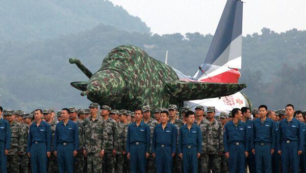Pentagon: Kina želi da poljulja nebesku dominaciju SAD - Sputnik Srbija