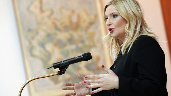 Зорана Михајловић - Sputnik Србија