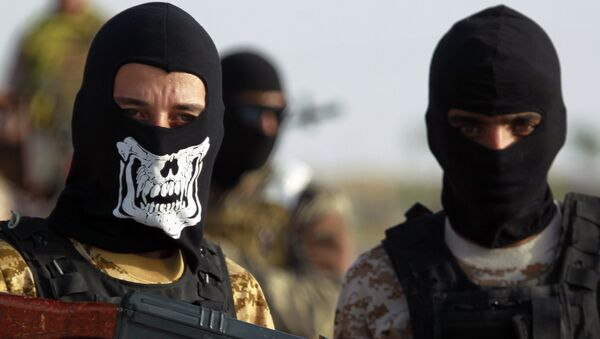 Džihadisti Islamske države - Sputnik Srbija