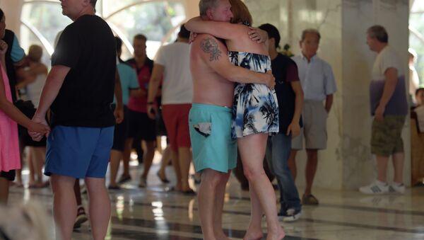 Терористички напад на хотел у Сусу - Sputnik Србија