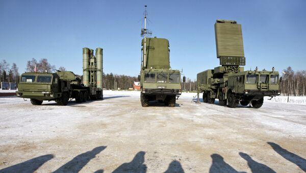 S-400 u punom izdanju sa raketama zemlja-vazduh - Sputnik Srbija