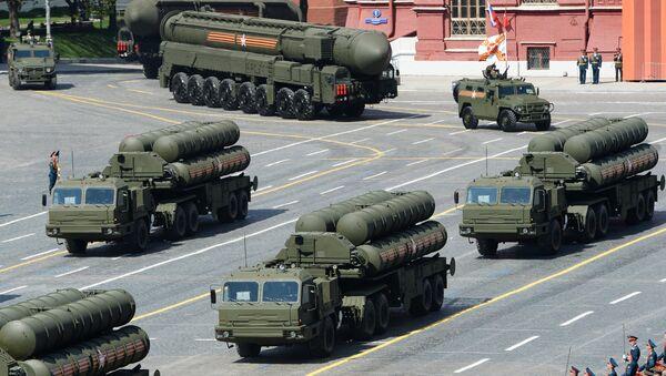 С-400 противракетни систем Тријумф - Sputnik Србија