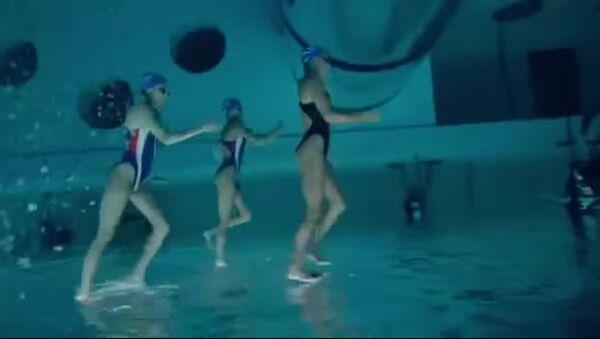 Sinhrono plivanje - Sputnik Srbija
