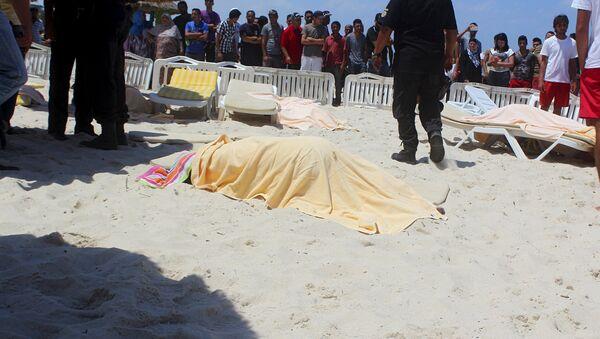Terorističi napad u Tunisu - Sputnik Srbija
