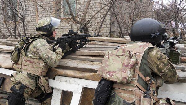 Руске специјалне анти-терористичке јединице - Sputnik Србија