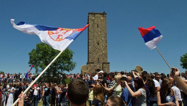 Газиместан, прослава Видовдана - Sputnik Србија