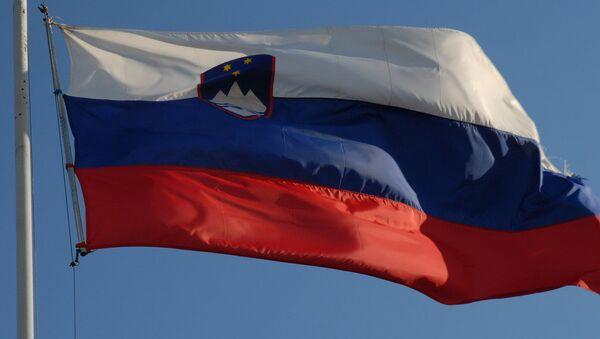 Застава Словеније - Sputnik Србија