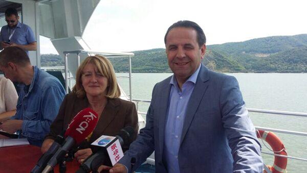 Ministar Rasim Ljajić - Sputnik Srbija