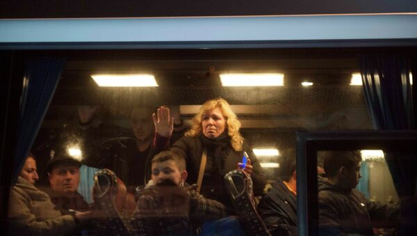 Емигранти са Косова - Sputnik Србија