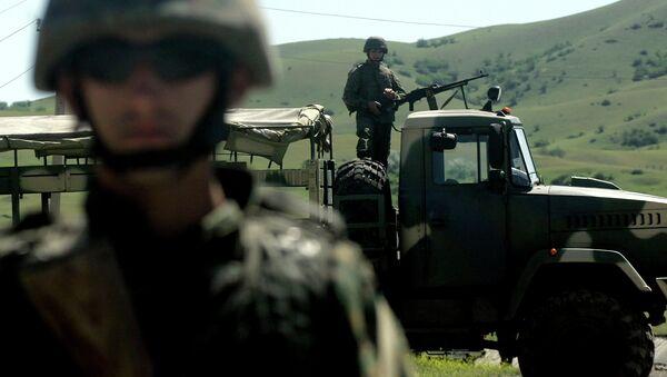 Војне вежбе НАТО у Грузији - Sputnik Србија