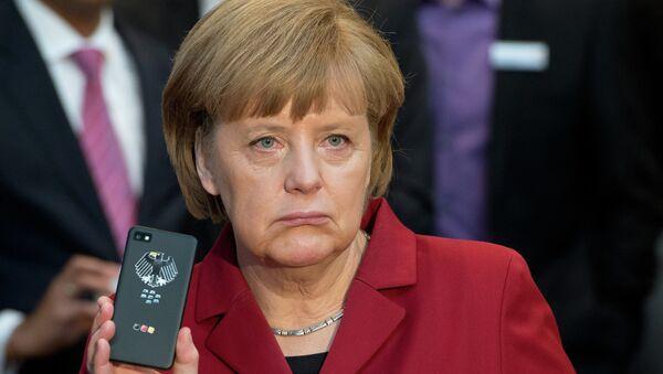 Немачка канцелрака Ангела Меркел - Sputnik Србија