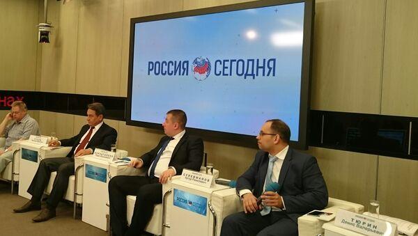Видео-конференција Москва-Астана - Sputnik Србија