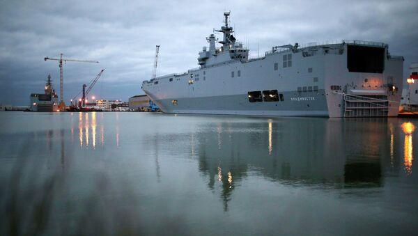 """Desantni brod klase """"mistral"""" - Sputnik Srbija"""