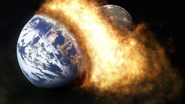 Da li je zaista neizbežna eksplozija Zemlje? - Sputnik Srbija
