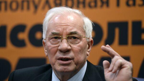 Nikolaj Azarov - Sputnik Srbija