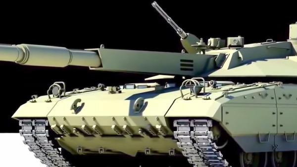 Armata, tenk - Sputnik Srbija