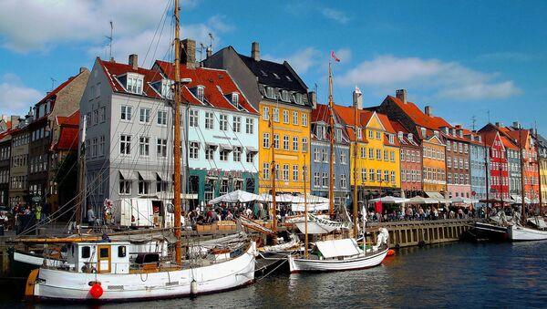 Копенхаген, Данска - Sputnik Србија