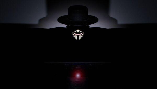 Anonimusi - Sputnik Srbija