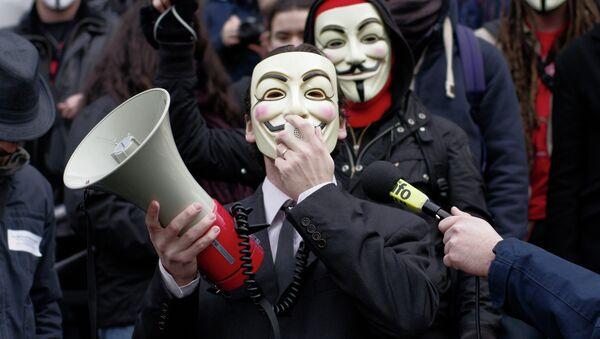 Анонимуси - Sputnik Србија