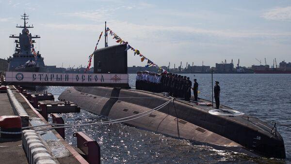 Podmornica Stari oskol - Sputnik Srbija