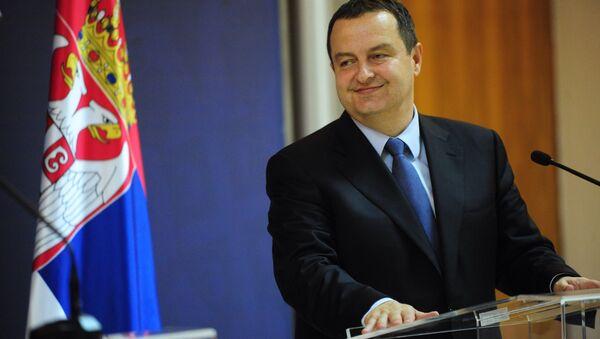 Ministar spoljnih poslova Ivica Dačić - Sputnik Srbija