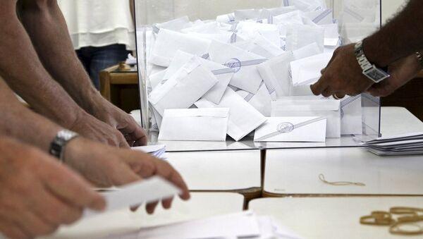 Referendum u Grčkoj - Sputnik Srbija