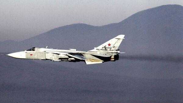 Su-24 - Sputnik Srbija