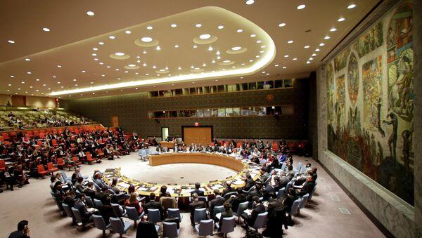 Savet bezbednosti UN - Sputnik Srbija