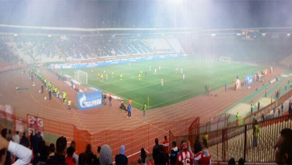 Stadion FK Crvena zvezda - Sputnik Srbija