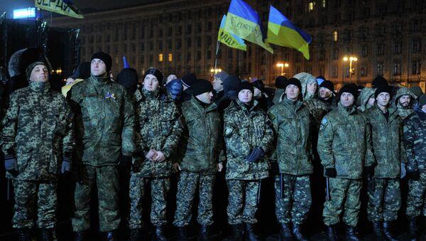 Протести на кијевском Мајдану - Sputnik Србија