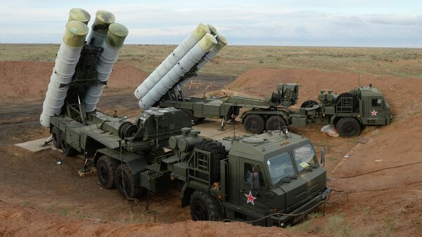 Protivraketni sistem S-400 - Sputnik Srbija