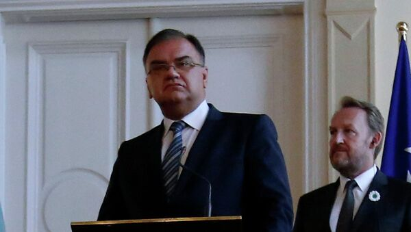 Mladen Ivanić i Bakir Izetbegović - Sputnik Srbija
