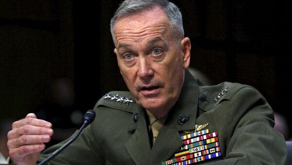 Američki general Džozef Danford - Sputnik Srbija