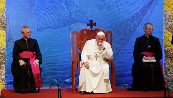 Папа Фрања у Боливији - Sputnik Србија