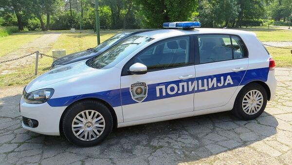 Policija - Sputnik Srbija