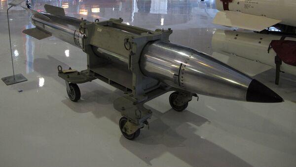Нова америчка атомска бомба  Б61-12 - Sputnik Србија