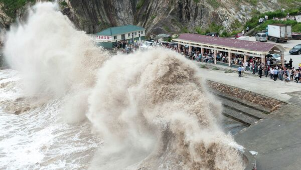 Tajfun u Kini - Sputnik Srbija