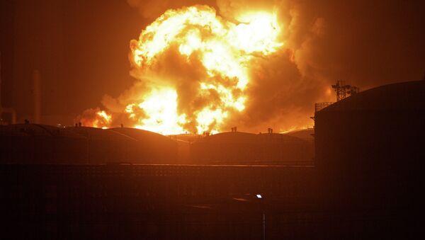 Кина, експлозија - Sputnik Србија