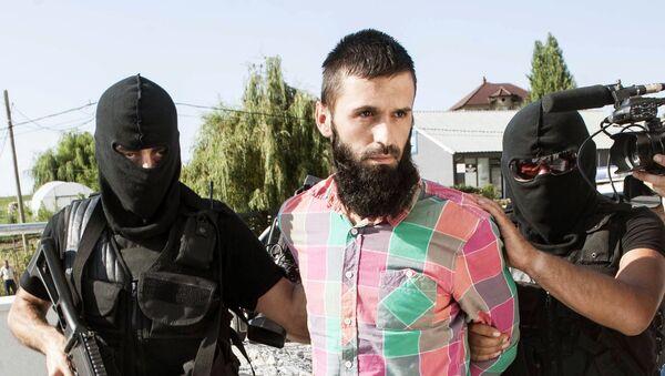 Hapšenje džihadista na Kosovu - Sputnik Srbija