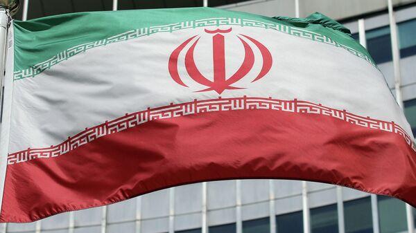Zastava Irana - Sputnik Srbija